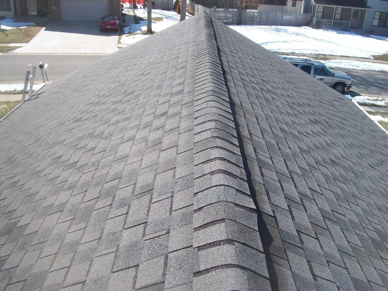 Ridge Vents For Roofs : Roofing l brothers nj contractor
