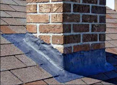 Roof Flashing Leak Home Design